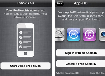 Ipod touch 2nd generation - IOS 4.3 - Apple Community