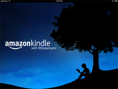 Amazon enriches Kindle books for iOS with audio, video