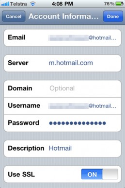 hotmail app for iphone iculture forum iphone ipod touch apple tv en ios 9468