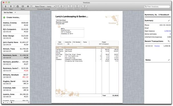 first look quickbooks for mac 2012 macworld australia macworld australia